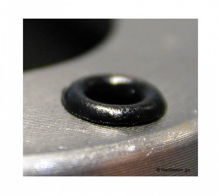 Heißverstemm Anwendungen Kunststoff-Metall Verstemmung