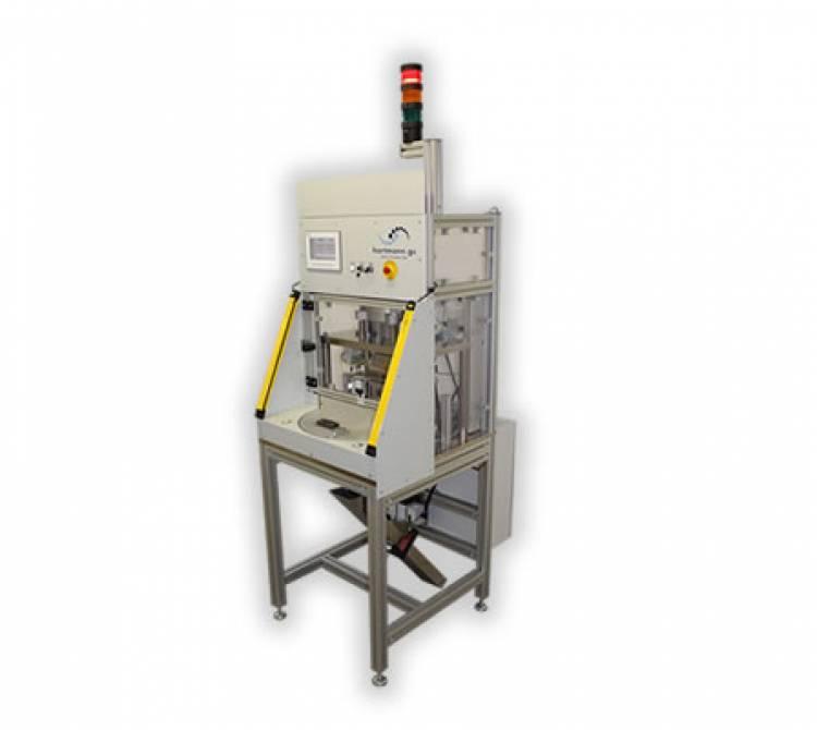 Leistungsstarkes Heißverstemmsystem für Hochtemperatur-Kunststoffe
